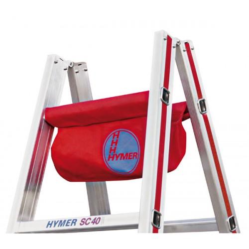 HYMER Werkzeugtasche für Alu- und Holzleitern 54030
