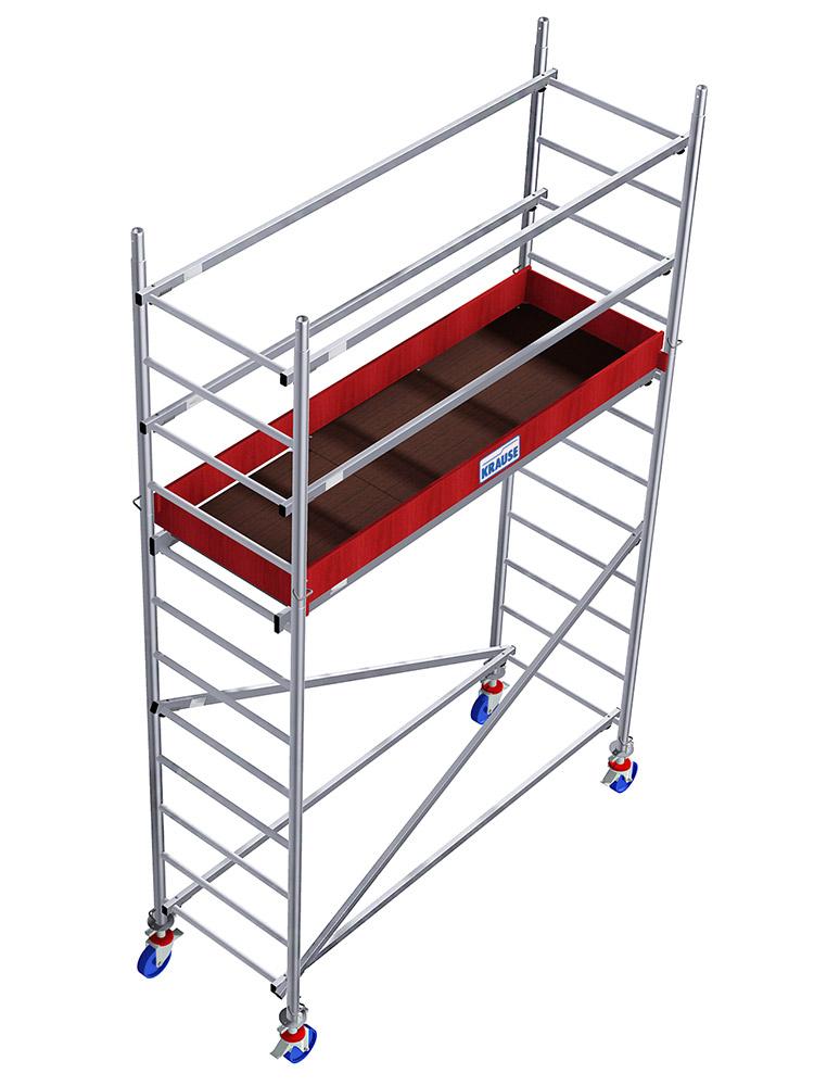 KRAUSE ProTec Vertikalrahmen 1 m NEU 915023