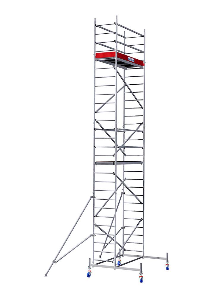 Favorit Gerüst KRAUSE ProTec 2.0 Alu Fahrgerüst AH 8,30 m inkl. gratis 29 PM03