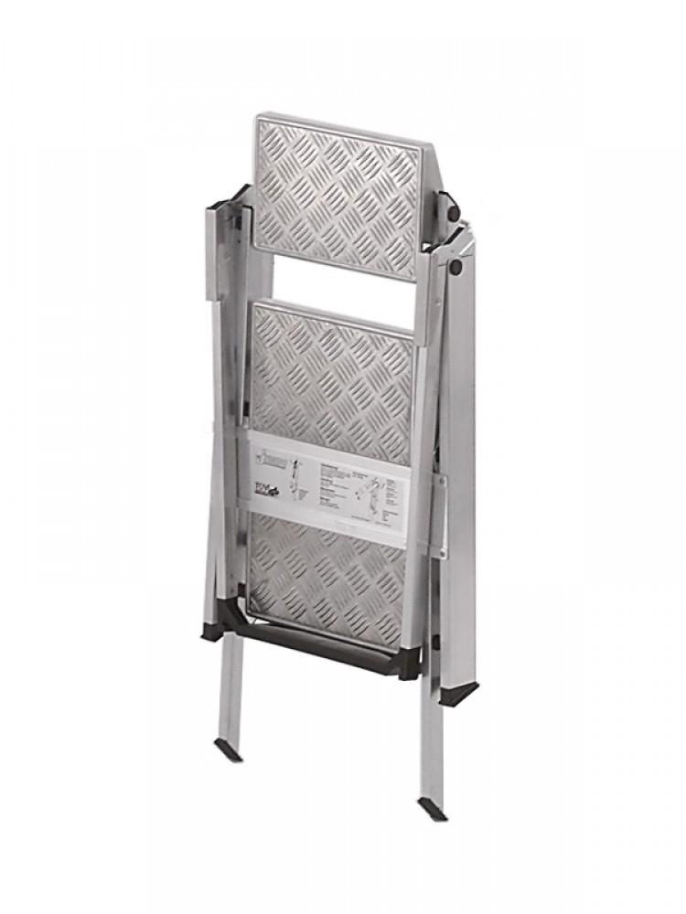 wak little jumbo sicherheitstreppe alu tritt mit b gel 3 stufen. Black Bedroom Furniture Sets. Home Design Ideas