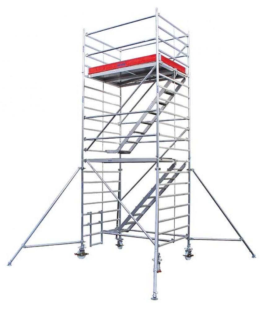 krause treppengerüst stabilo serie 5500 ah 4,50 m - 769008
