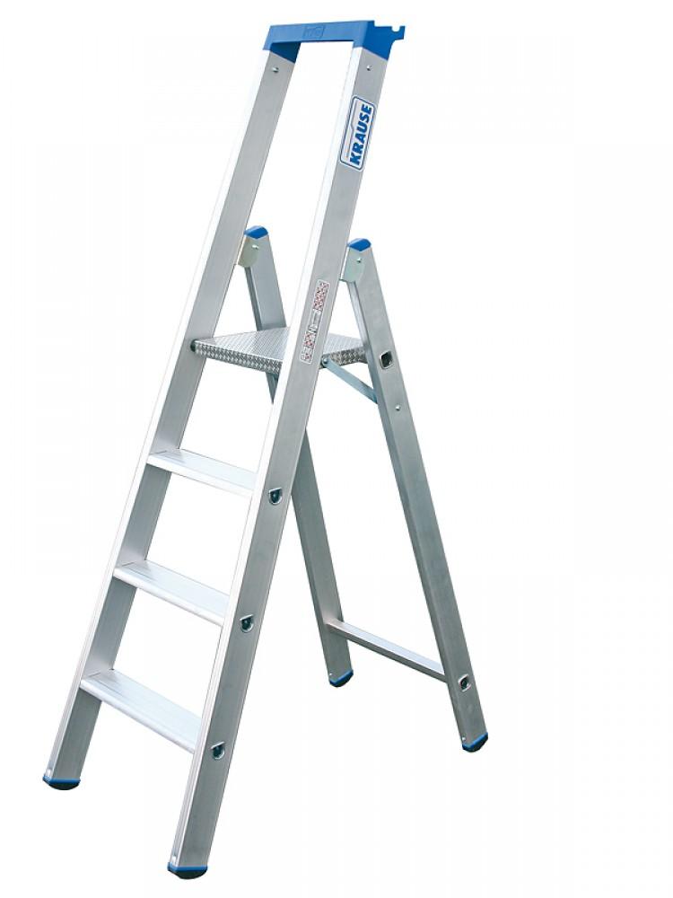 Leiter 8 Stufen : krause leiter profi stufen stehleiter 8 stufen ~ Watch28wear.com Haus und Dekorationen