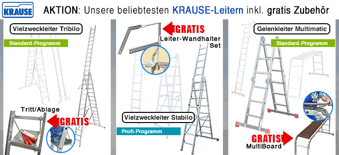 KRAUSE-Aktion
