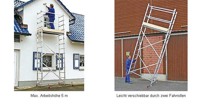 krause corda alu ger st fahrger st montageger st ah 5 00 m. Black Bedroom Furniture Sets. Home Design Ideas
