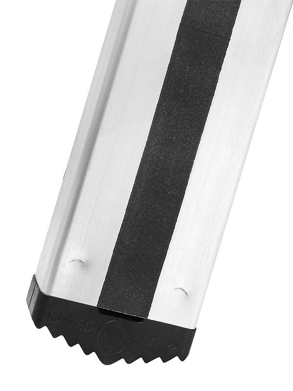 hymer anlegeleiter alu pro 70011 12 sprossen 7001112. Black Bedroom Furniture Sets. Home Design Ideas